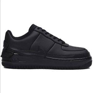 Nike Air Force 1 Jester XX Triple Black (W)